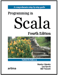 Programming in Scala, 4th Edition cover